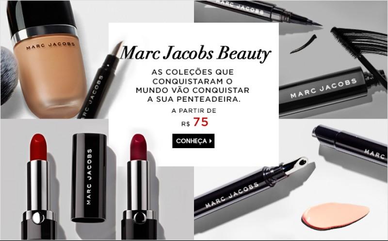 Sephora lan�a a��o em parceria com Marc Jacobs