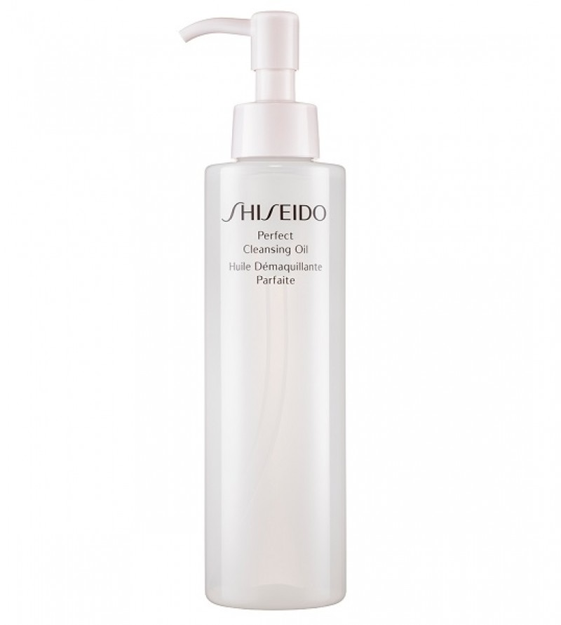 Shiseido apresenta o Perfect Cleansing Oil