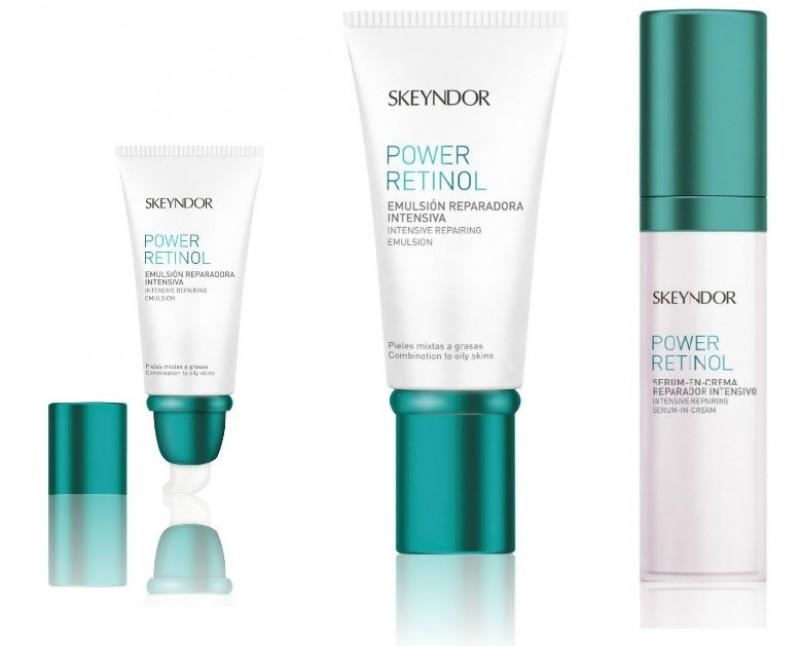 Skeyndor lança linha Power Retinol para máxima eficácia no rejuvenescimento da pele