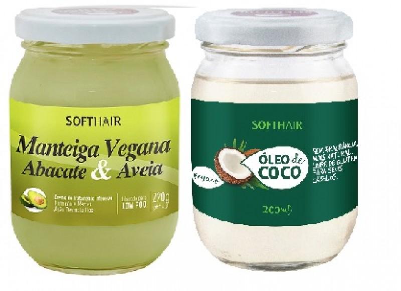 Soft Hair lança sua primeira linha de produtos Veganos