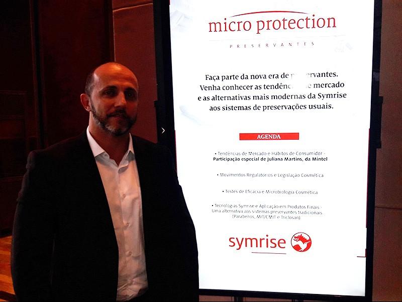 Symrise Cosmetic Ingredients muda estratégia comercial e amplia atendimento ao mercado de beleza no Brasil