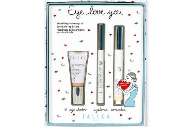 Talika lança caixa com três produtos da sua linha de maquiagem-tratamento
