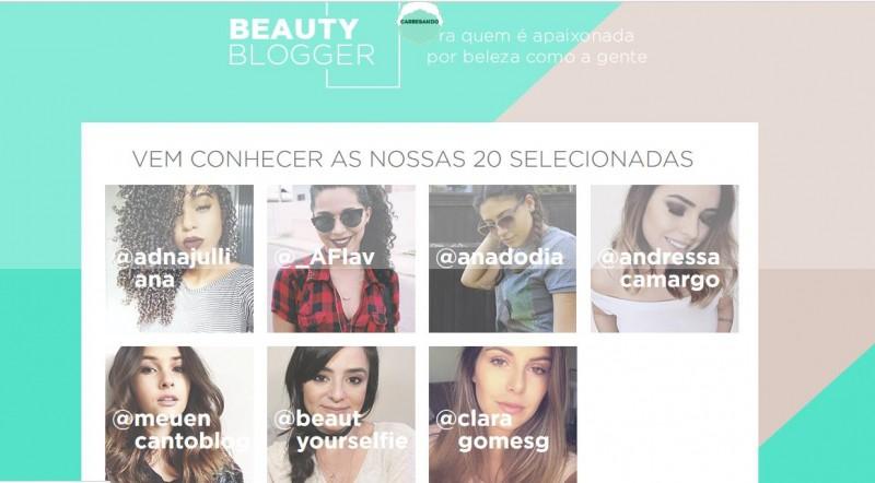 Varejista The Beauty Box recebe mais de 5 mil inscritos para ação que vai esolher bloggers porta-vozes para a empresa