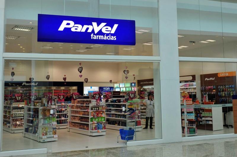 Vendas nas grandes redes de farmácias brasileiras crescem 9,7% no 1º semestre