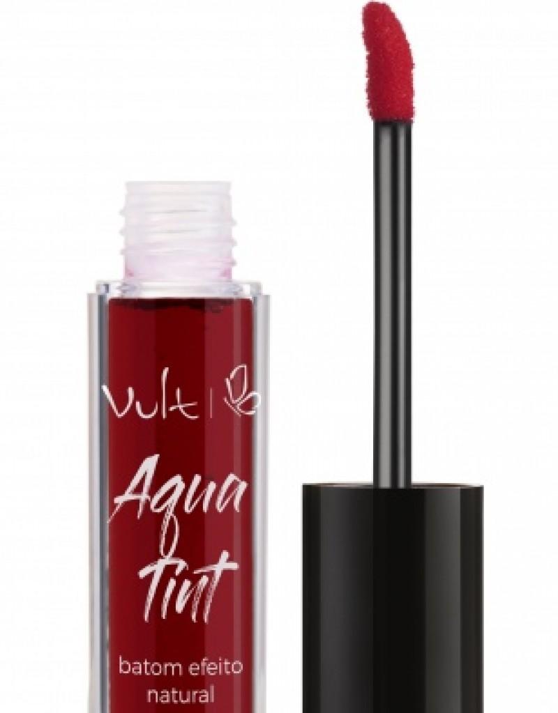 Vult lança Aqua Tint para colorir os lábios de forma natural