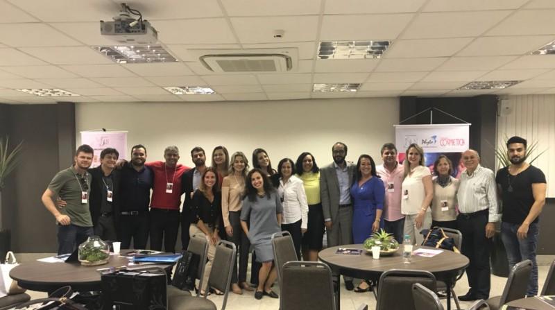 Workshop Atualidade Cosmética aborda as particularidades do mercado capixaba