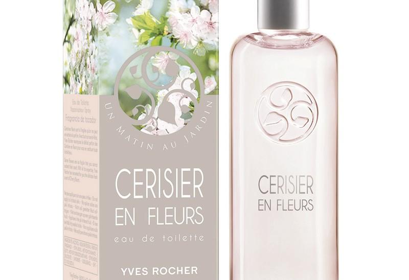 Yves Rocher lan�a linha inspirada na Flor de Cerejeira