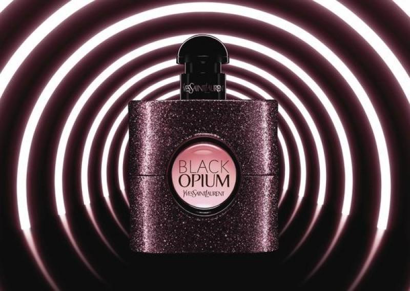 Yves Saint Laurent Beauté lança Black Opium Eau de Toilette