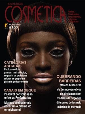 Atualidade Cosm�tica 163 - Set/Out 2018