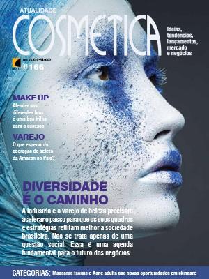 Atualidade Cosm�tica n� 166 - Abr/Mai 2019