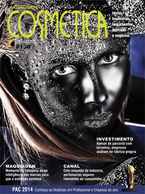Atualidade Cosm�tica 138 - Jul/Ago 2014