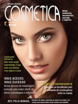 Atualidade Cosm�tica 160- Mar/Abr 2018