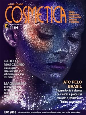 Atualidade Cosm�tica 164 - Nov/dez 2018