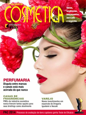 Atualidade Cosm�tica Ed. 137 - Mai/Jun 2014