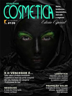 Atualidade Cosm�tica Ed. 139 - Set/Out 2014