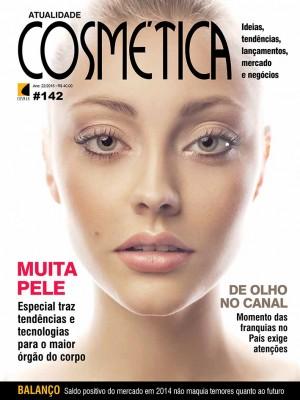 Atualidade Cosm�tica Ed. 142 - Mar/Abr 2015