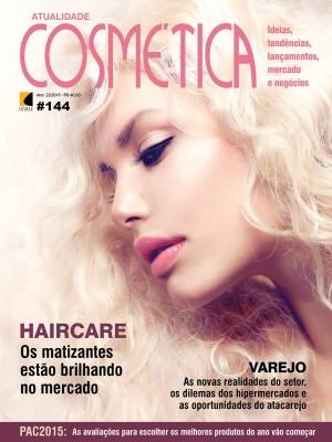 Atualidade Cosmetica N� 144 - Jul/Ago 2015