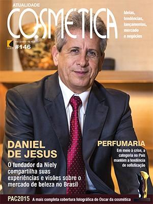 Atualidade Cosm�tica n� 146 - Nov/Dez 2015