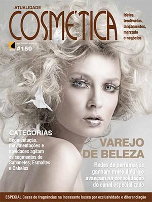 Atualidade Cosm�tica n� 150 - Jul/Ago 2016