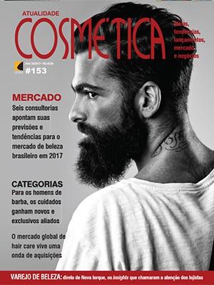 Atualidade Cosm�tica n� 153 - Jan/Fev 2017