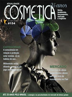 Atualidade Cosm�tica n� 154 - Mar/Abr 2017
