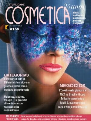 Atualidade Cosm�tica n� 155 - Mai/Jun 2017