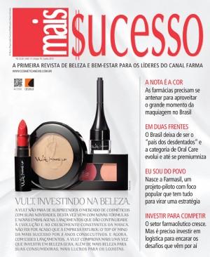 Maquiagem nas farmácias: das gôndolas para os lábios