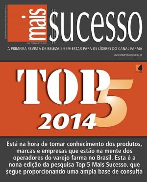 Mais Sucesso Ed. 87 - TOP 5 2014