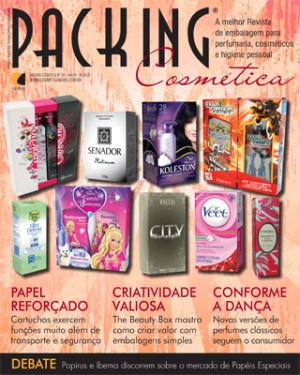 Packing Cosm�tica Ed. 103 - Set/Out 2013