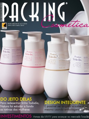 Packing Cosm�tica - Ed. 106 - Mar/Abr 2014