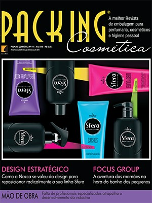 Packing Cosm�tica n� 114 - Nov/Dez 2015 Jan/2016
