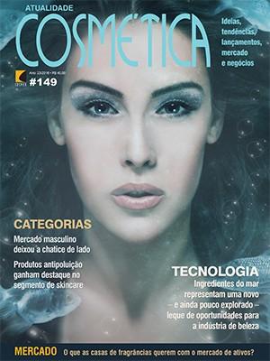 Revista Atualidade Cosm�tica N� 149 - Mai/Jun 2016