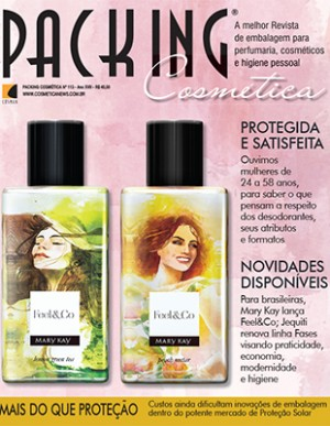 Revista Packing Cosm�tica N� 113 - Set/Out 2015